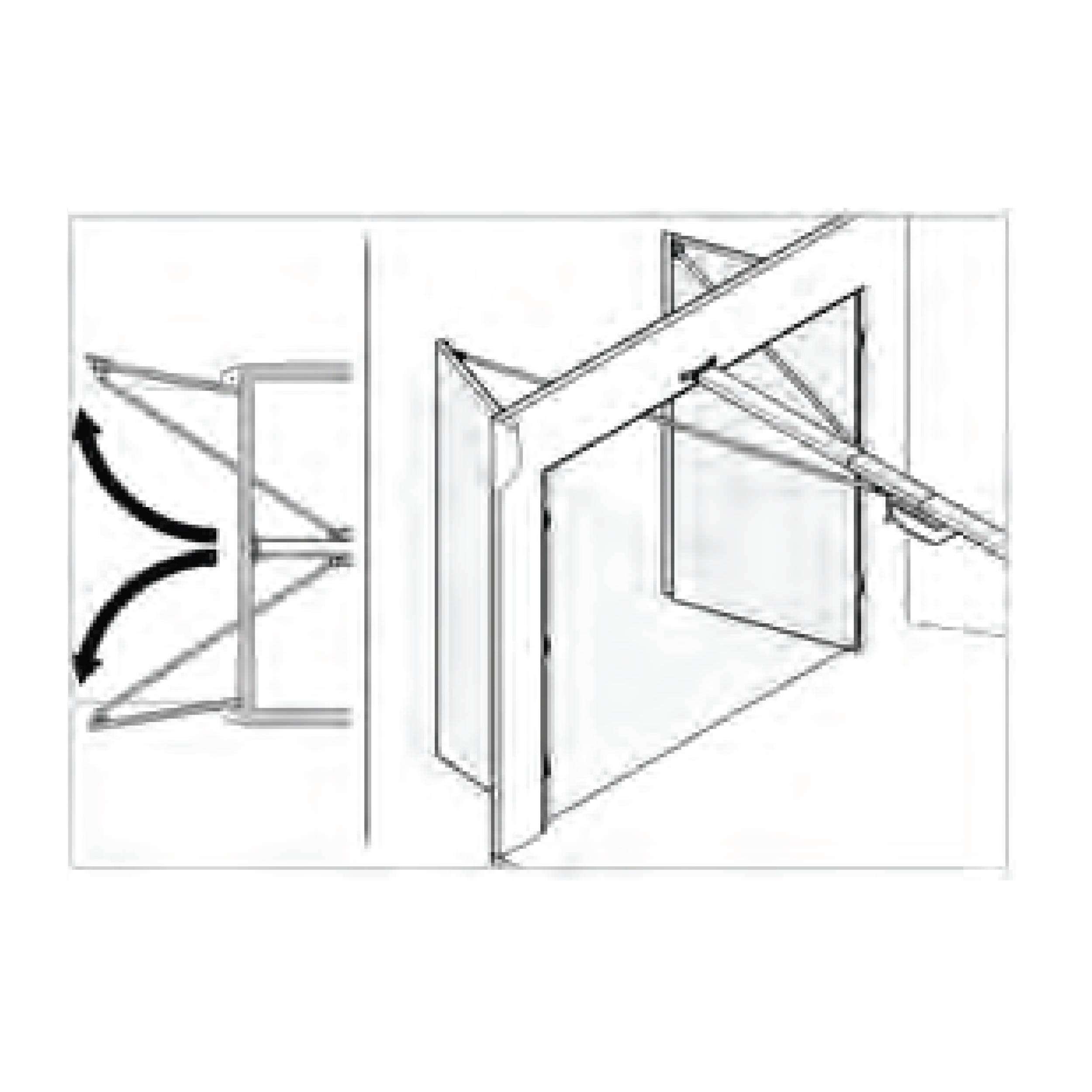Kétszárnyú adapter Image